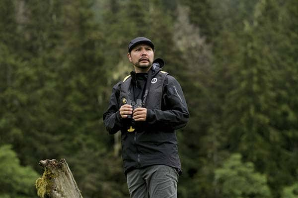 Mike Willie - Coastal Rainforest Safaris
